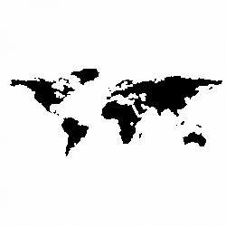 Земна карта