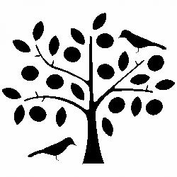 Дърво с птици