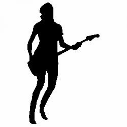 Жена с китара