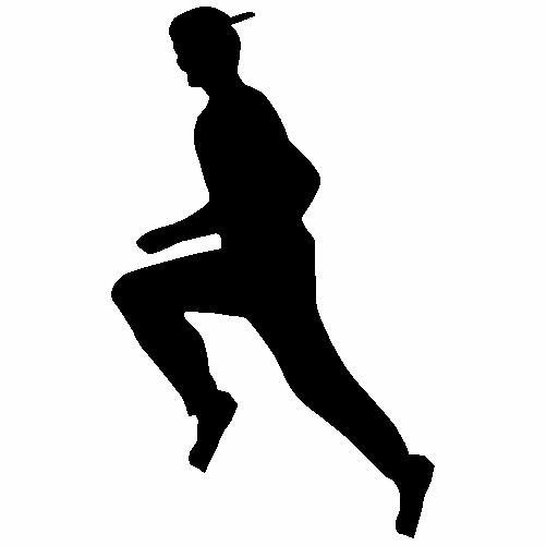 Бягащ човек