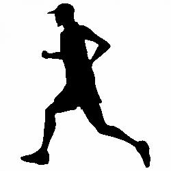 Бягащ мъж