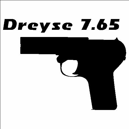 Дрейсе 7.65